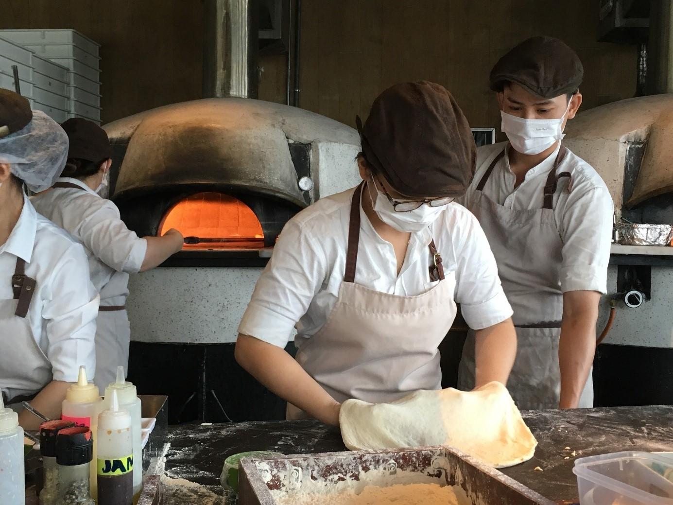 professionnel pizzeria