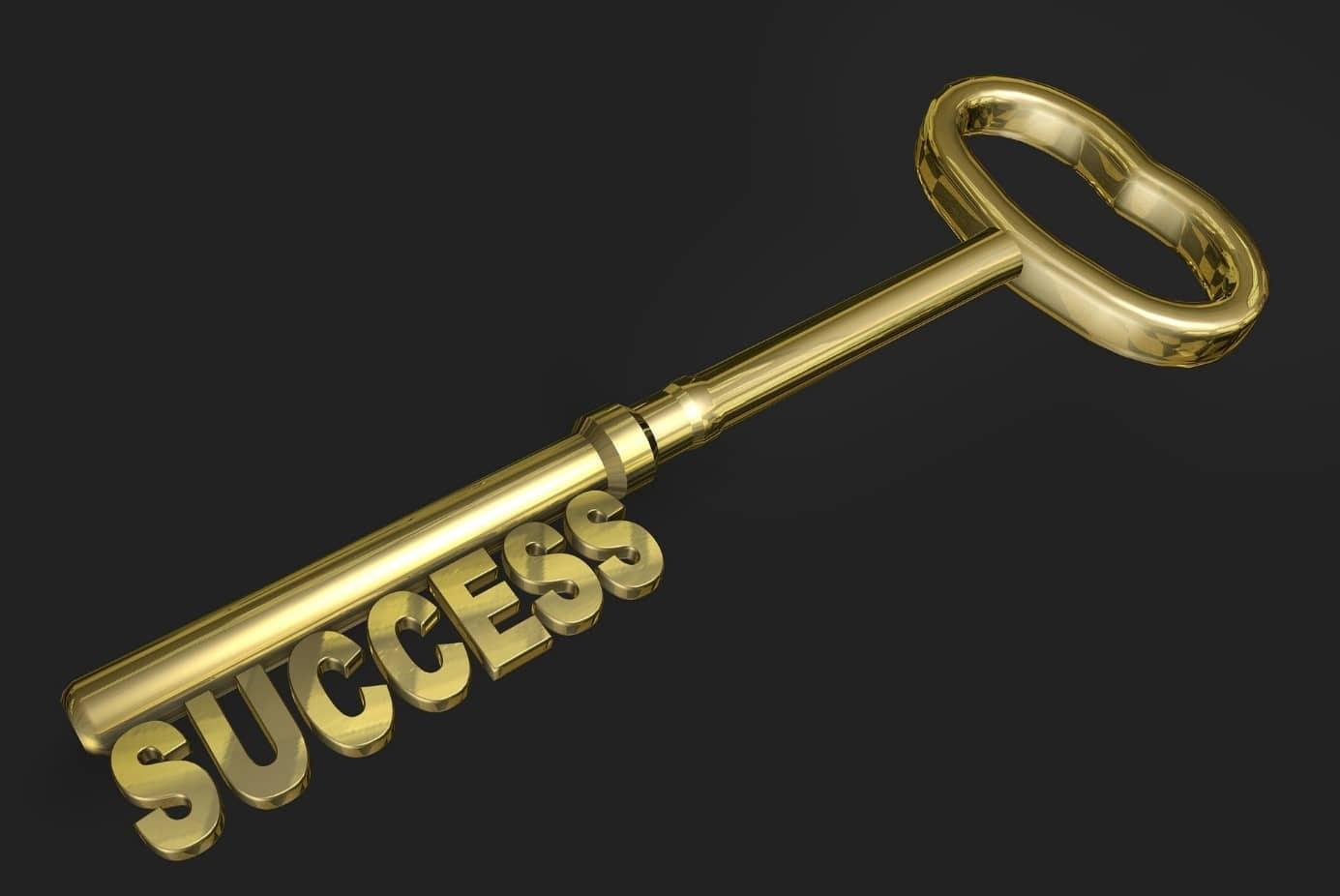 cle du success