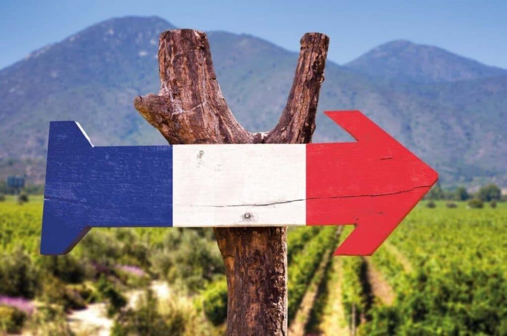 flèche France