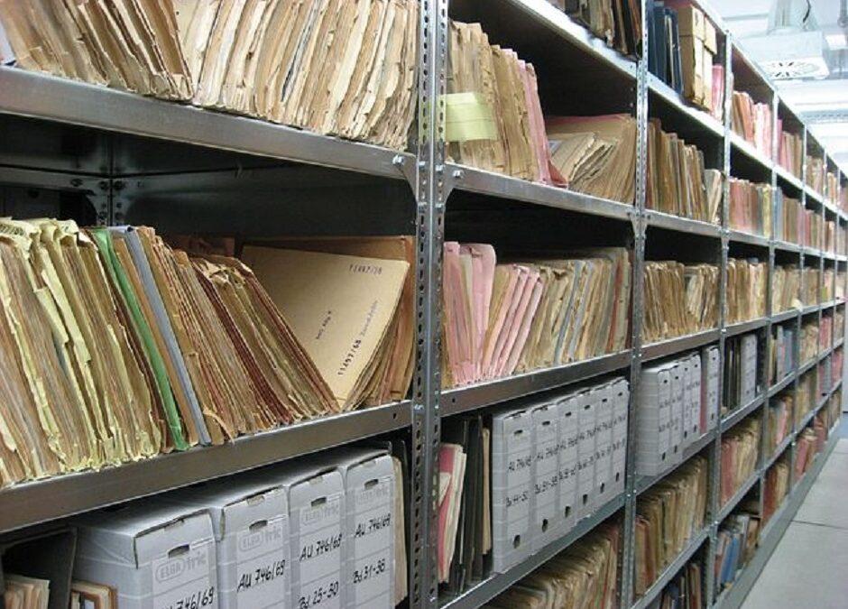 Faites un inventaire de vos archives pour une meilleure organisation