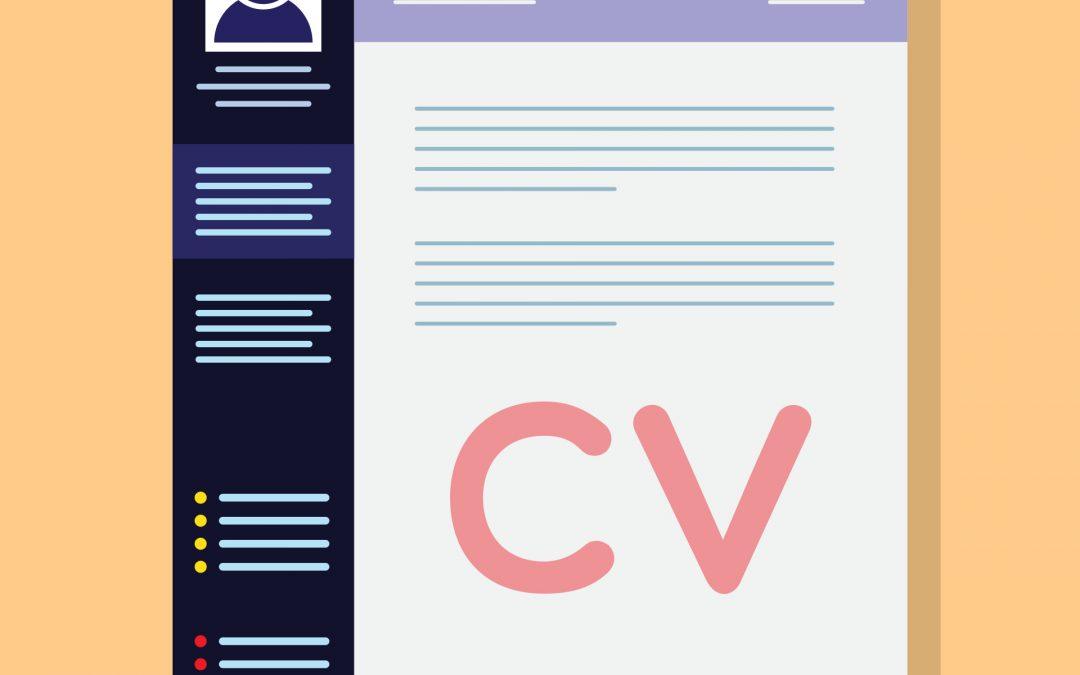 En quoi un CV de cadre est-il différent ?