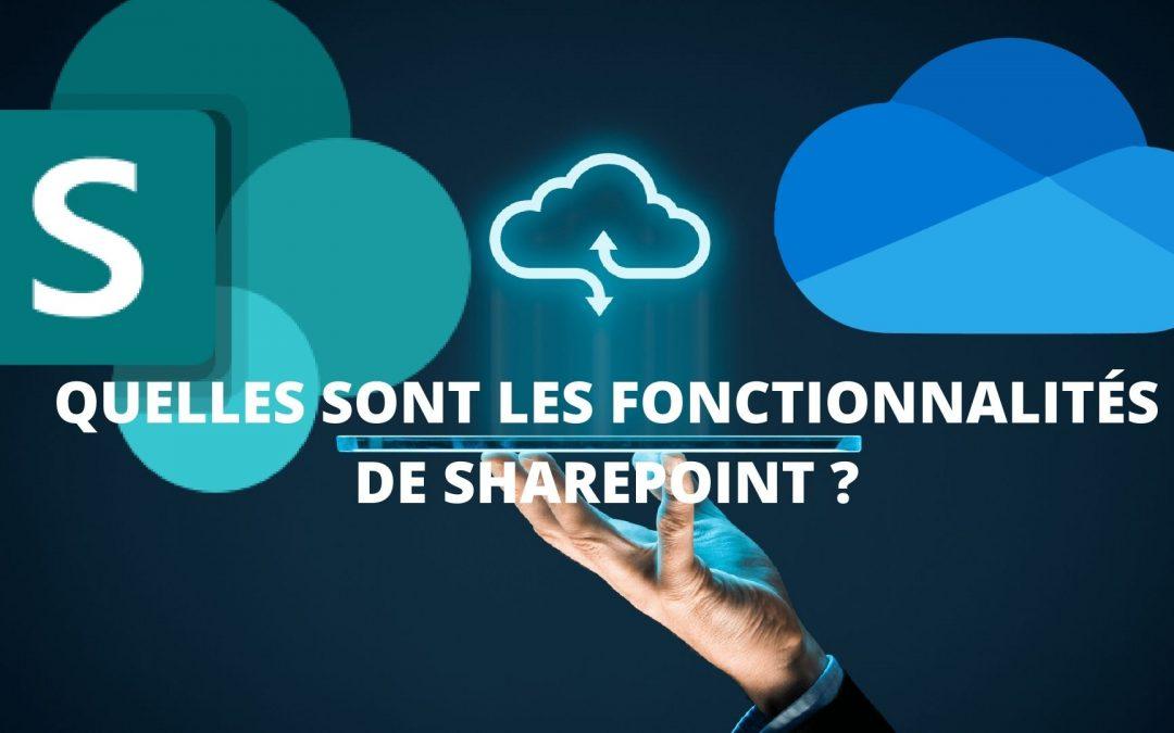SharePoint, présentation et explication!