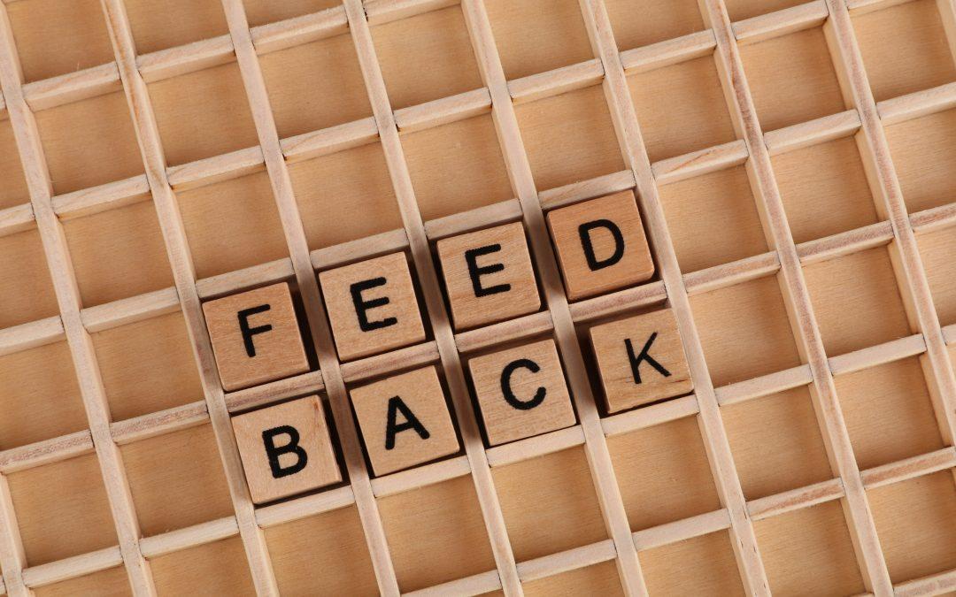 Comment donner du feedback à un employé – Un modèle de feedback